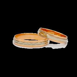 Graviruoti vestuviniai žiedai